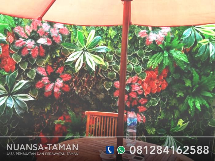jasa vertical garden depok
