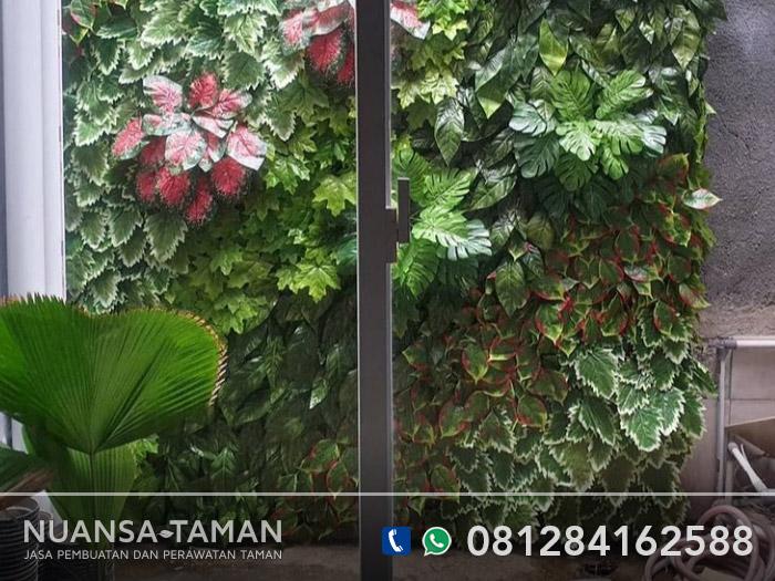 jasa vertical garden bintaro