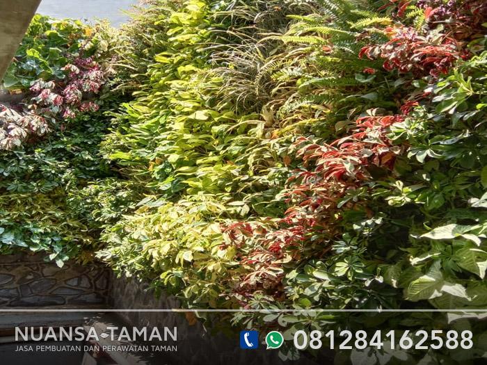 jasa vertical garden cibubur